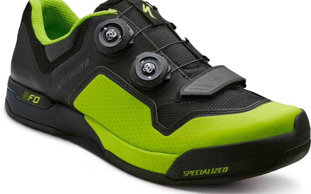 2FO ClipLite Mountain Bike Shoes